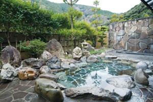 一ノ俣温泉観光ホテル露天風呂