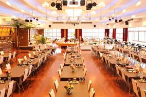 サムソンホテルバイキングレストラン